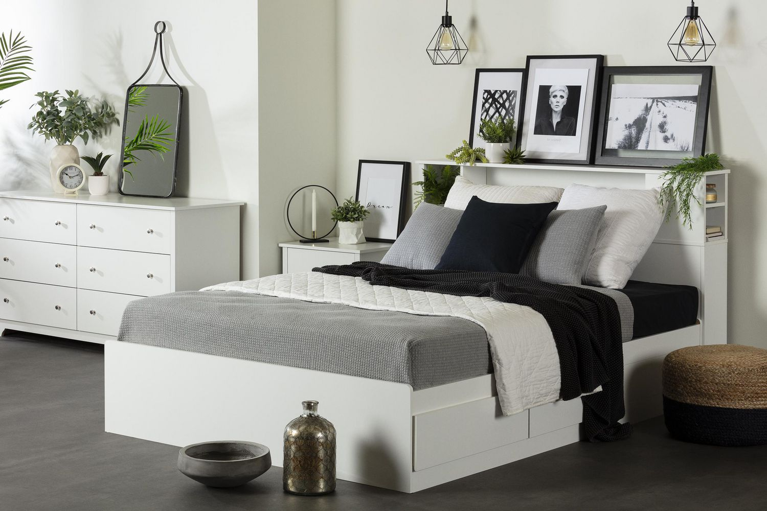 storage south walmart set dark drawers canada brown bedroom ip with vito queen en shore bed white