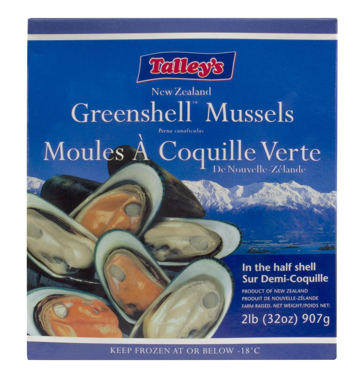 New Zealand Greenshell Mussels Walmart Canada