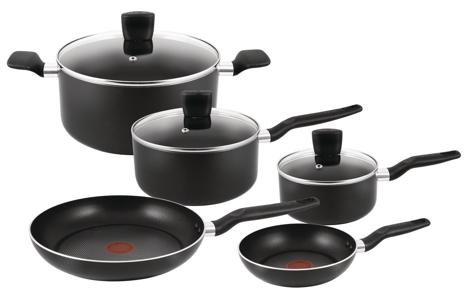 T-fal Start-Up 8-piece Cookware Set | Walmart Canada