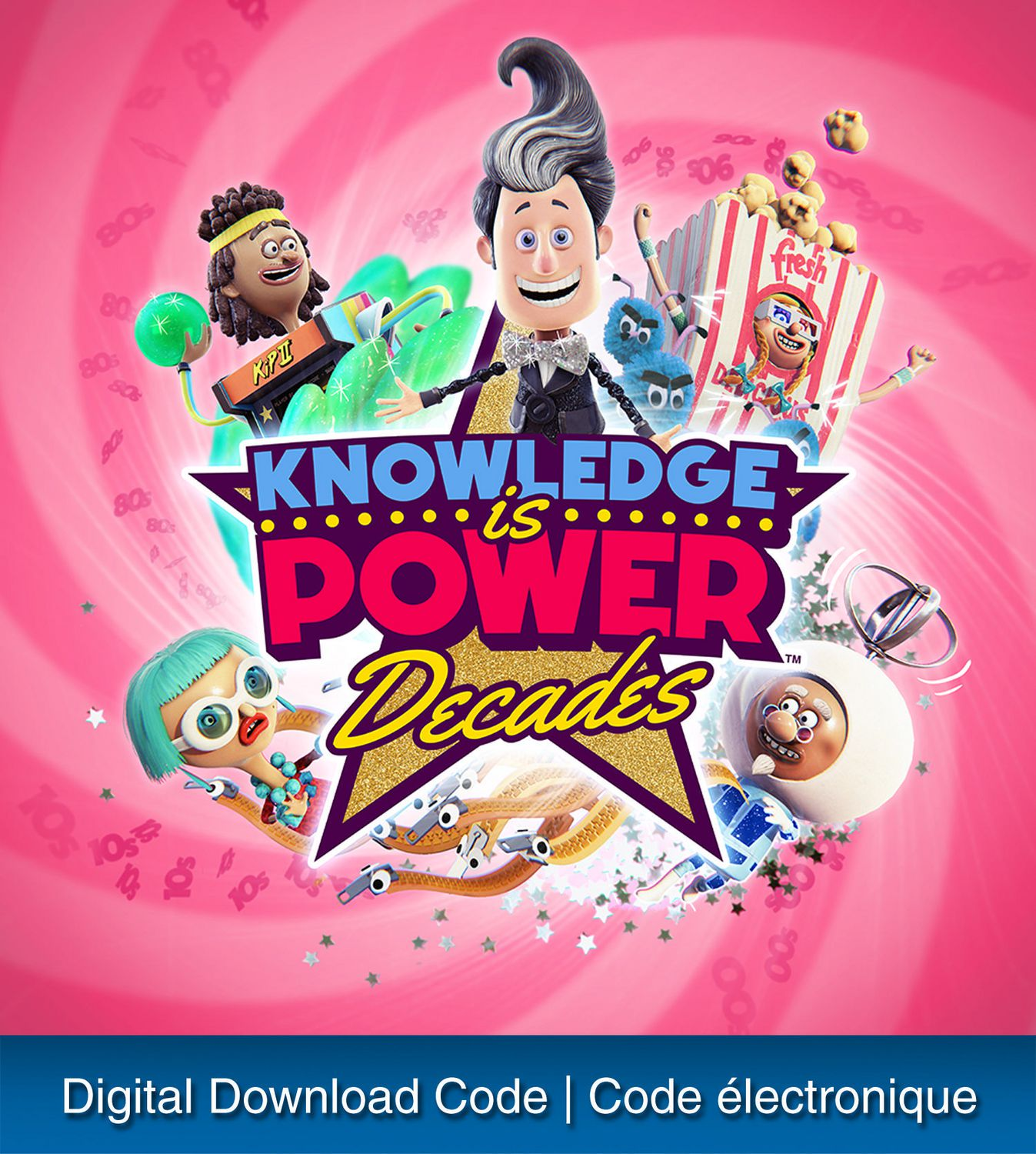 PS4 Knowledge is Power: Decades [Download] | Walmart Canada