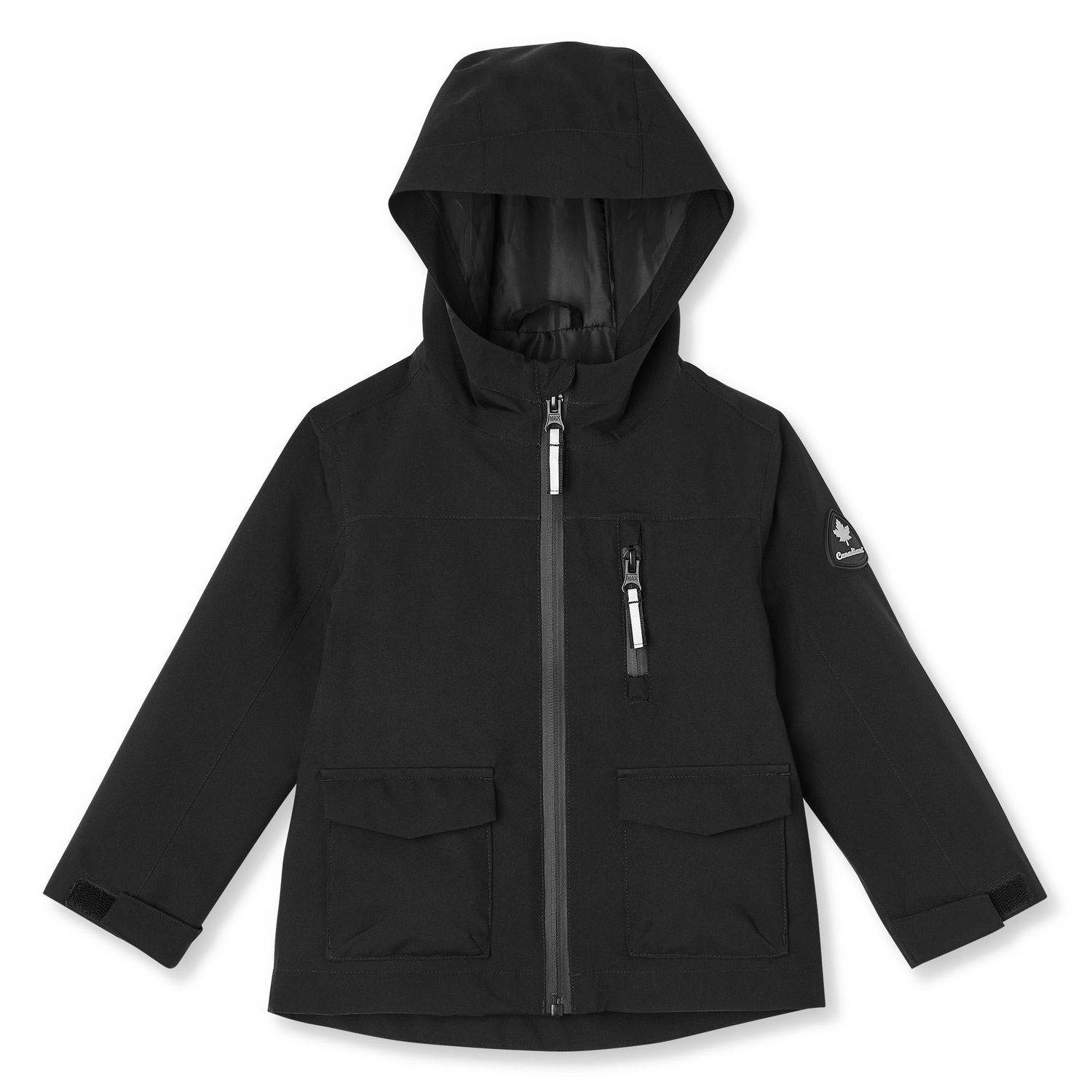 3a5afc0ccd2 Canadiana Toddler Boys  Rain Jacket - image 1 of 2 zoomed image