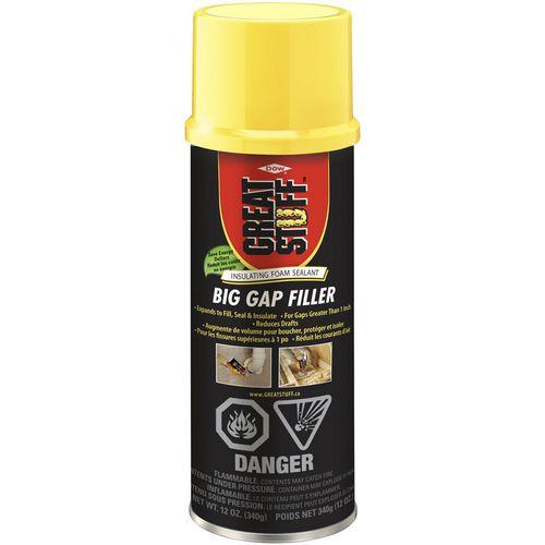GREAT STUFF Big Gap Filler Insulating Foam Sealant | Walmart