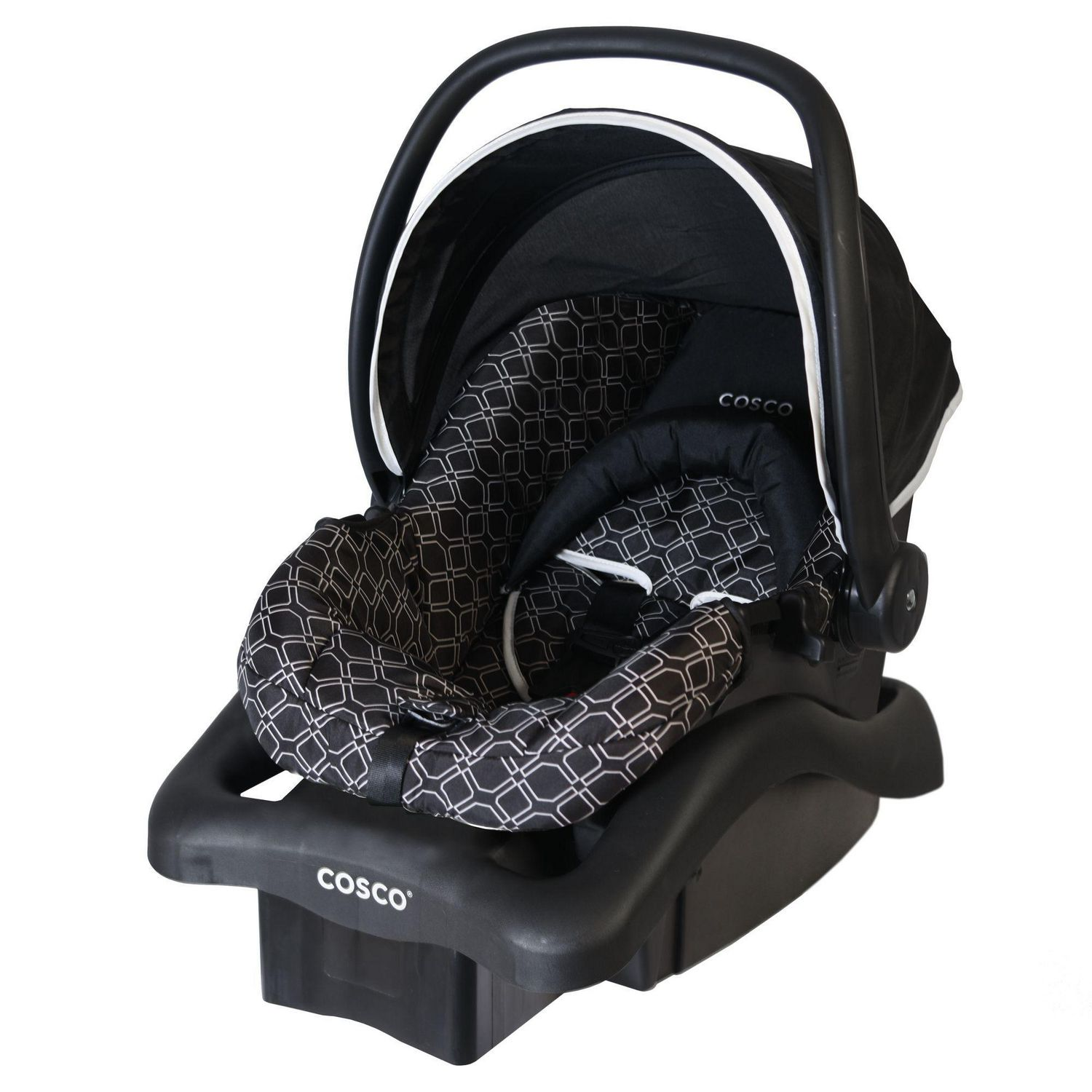 Cosco Light N Comfy Infant Car Seat - Nigel
