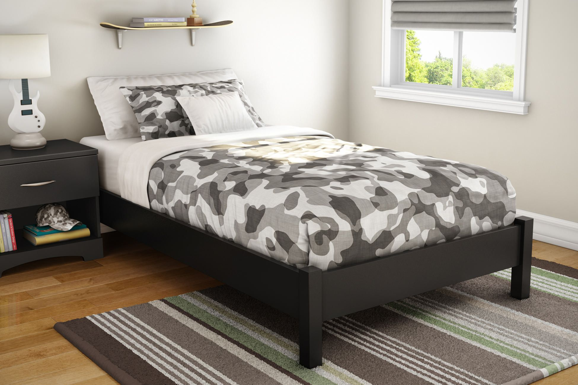 associates index black bed product chain poundex id name twin page corporation by category
