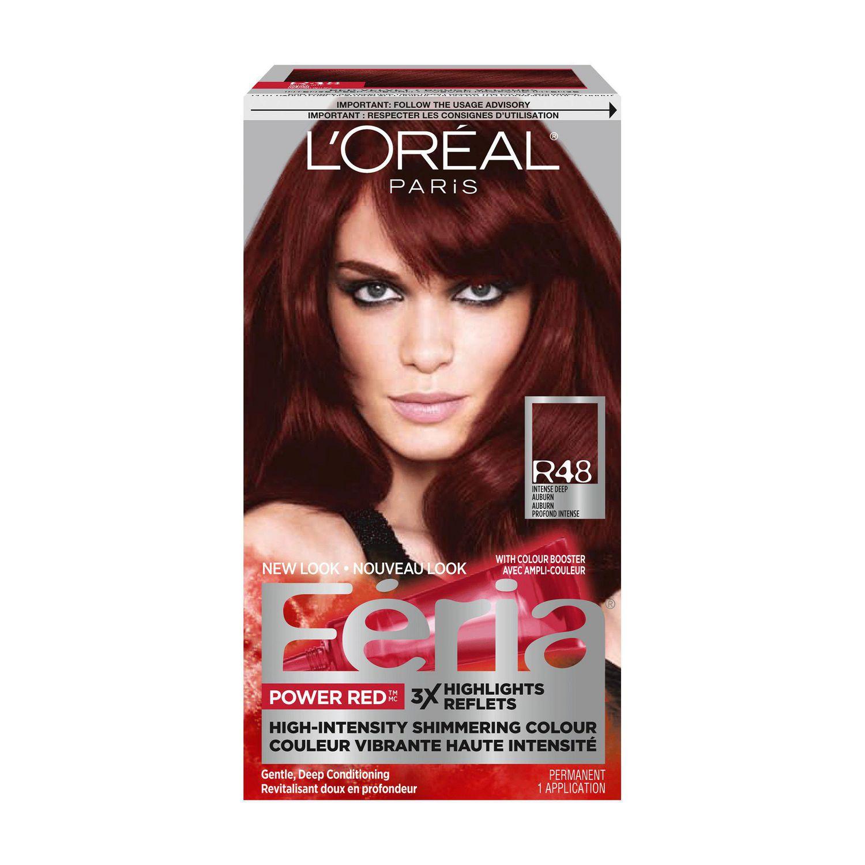 L\'Oréal Paris Wild Ombre Feria Hair Colour | Walmart Canada
