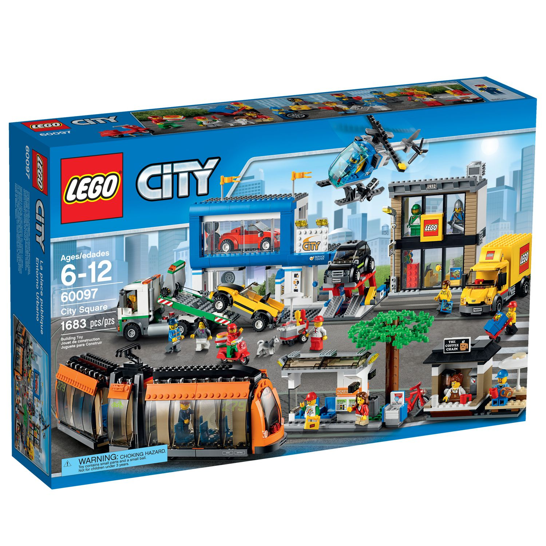 LEGO® City Town - City Square (60097) | Walmart Canada