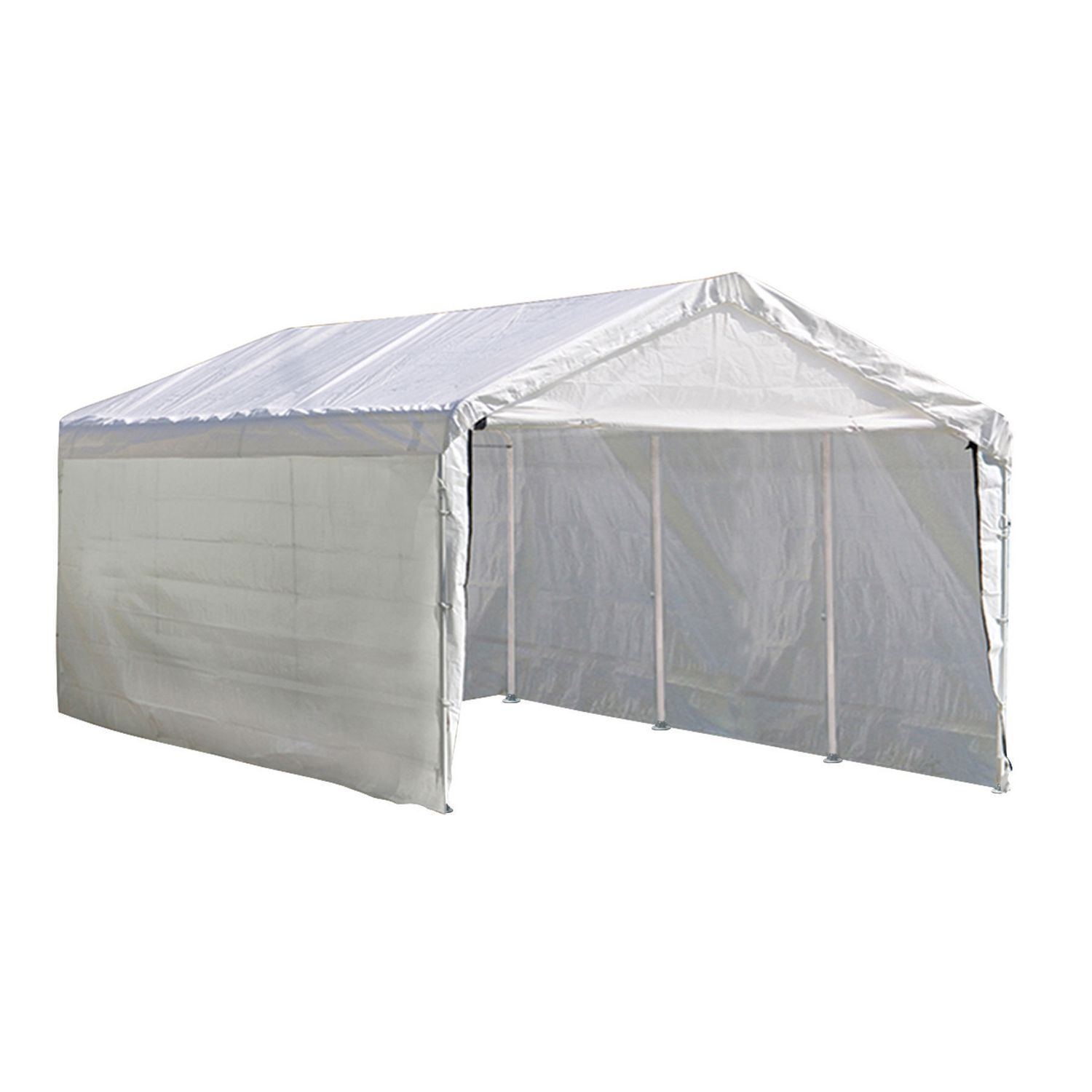 in p with ft integrated portable shed backyard sheds greenhouse shelterlogic shelving x greenhouses