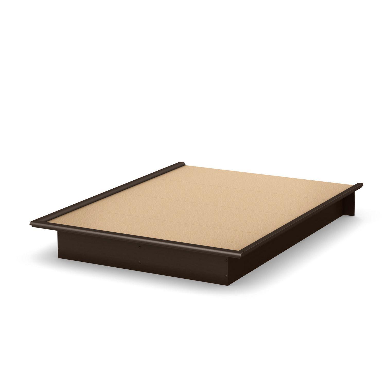 Queen platform bed frame - Queen Platform Bed Frame 15
