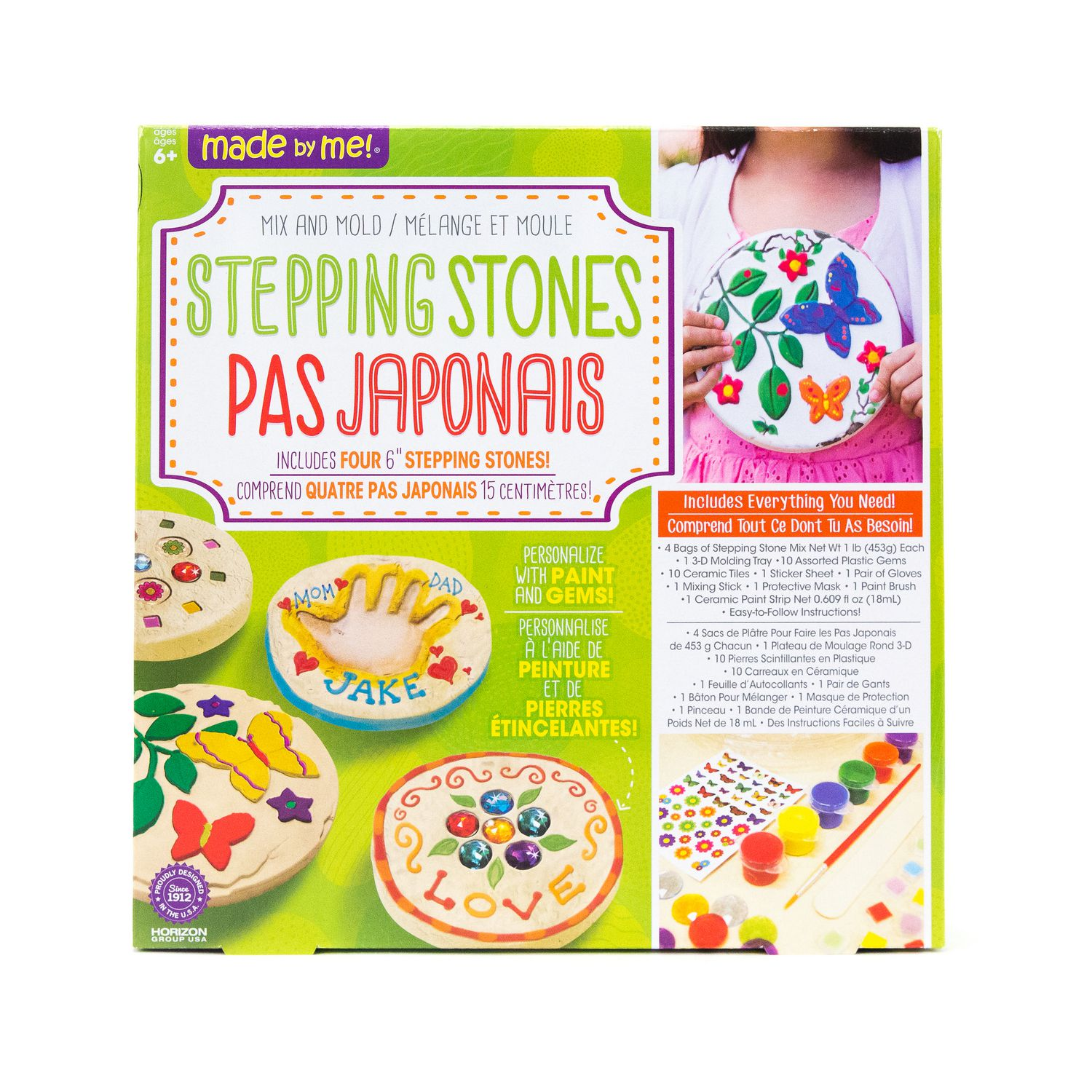 Made By Me Stepping Stones Craft Kit Walmart Canada