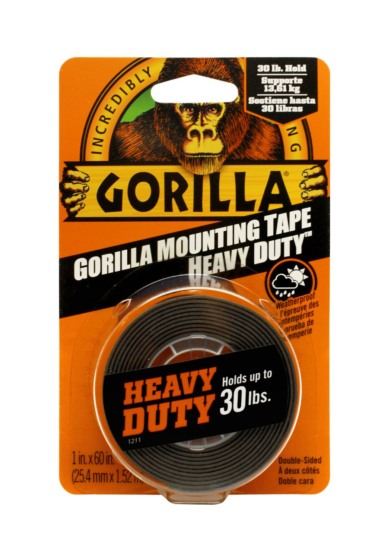 Gorilla Hd Mounting Tape Walmart Canada