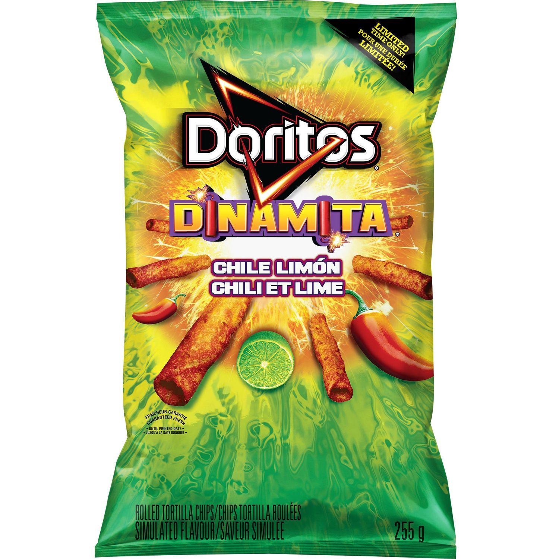 Doritos Dinamita Canada