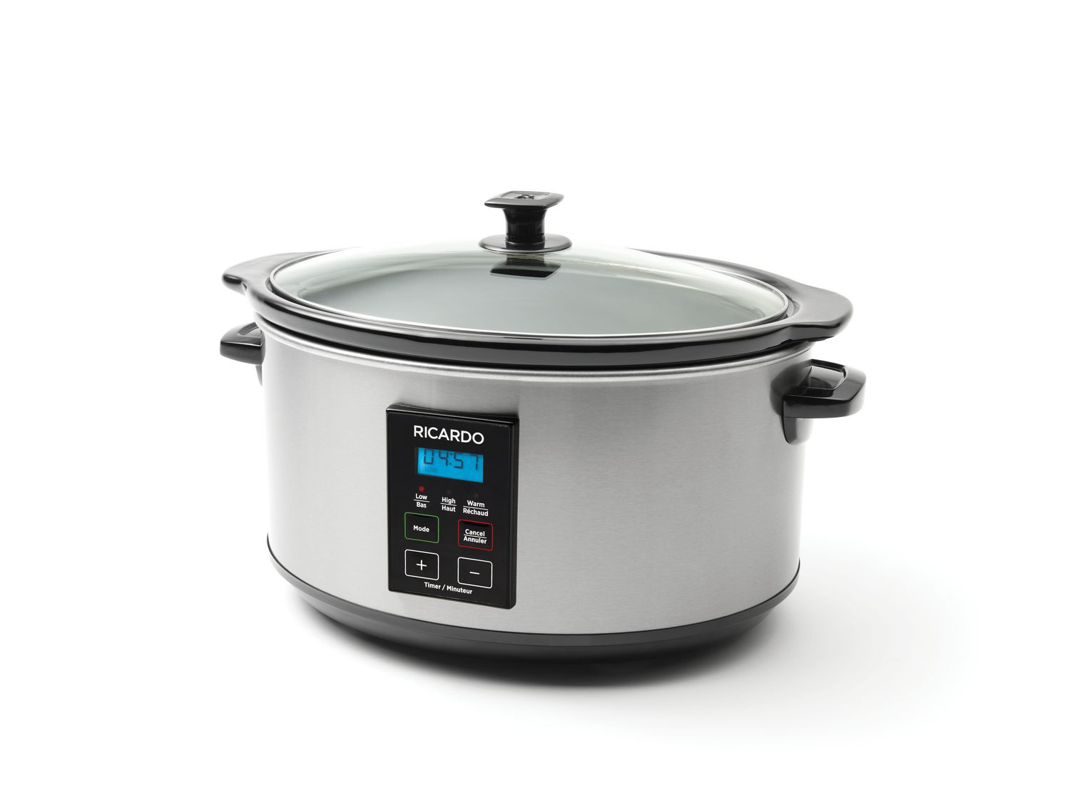 Slow Cooker  Programmable Slow Cooker By Ricardo