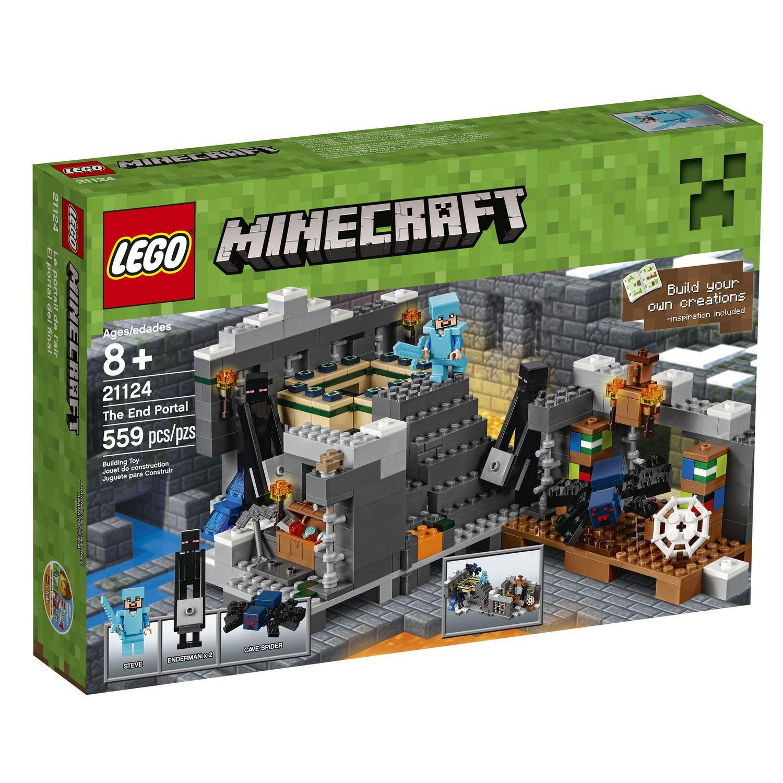 LEGO Minecraft The End Portal Walmart Canada - Minecraft die grobten hauser
