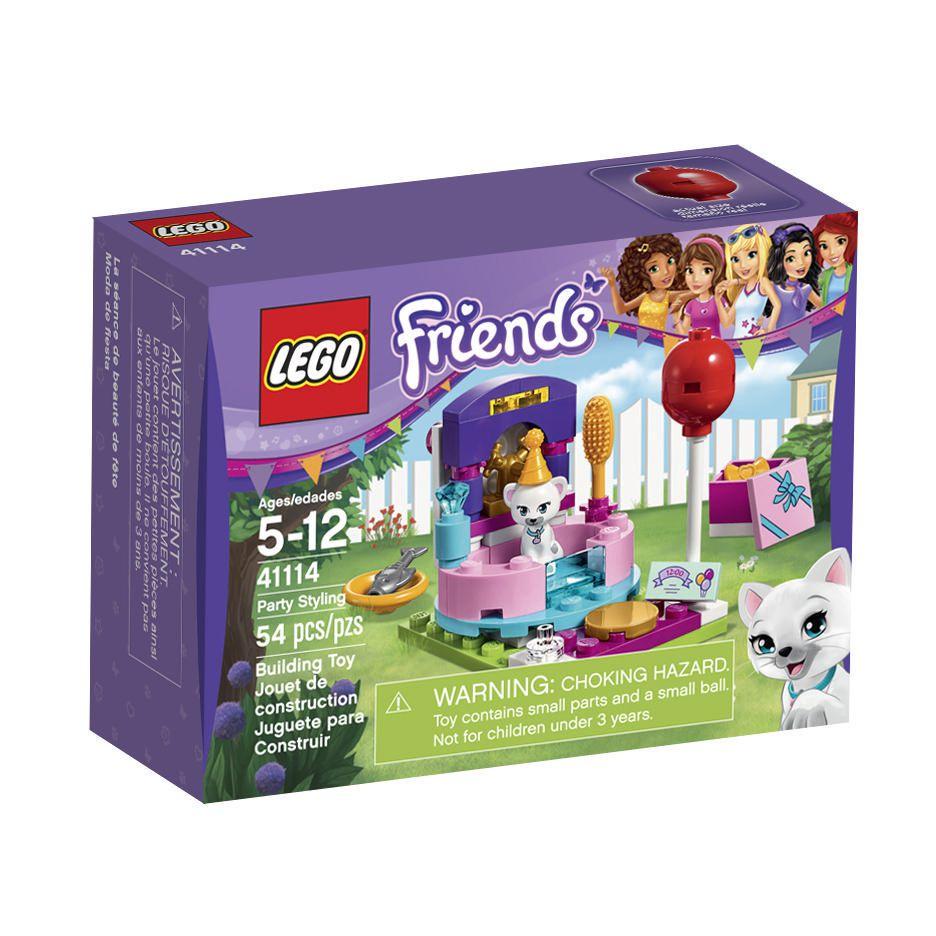 LEGO® Friends - Party Styling (41114) | Walmart Canada