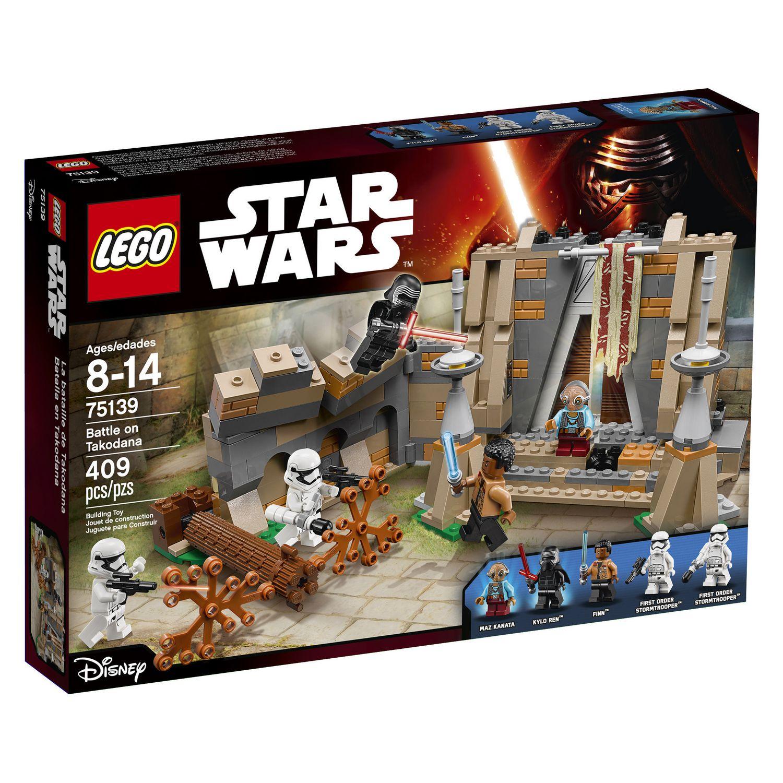 Lego star wars battle on takodana image 1 of 2 zoomed image