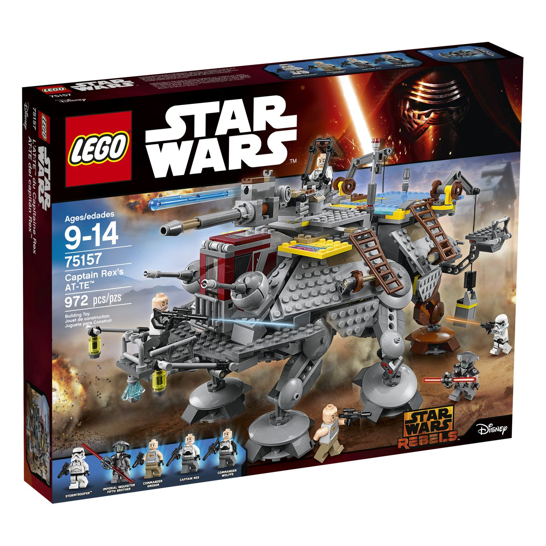 Lego Star Wars Captain Rex S At Te Walmart Canada