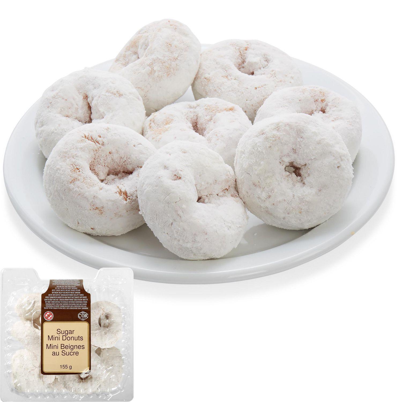 Donut Time Sugar Mini Donuts
