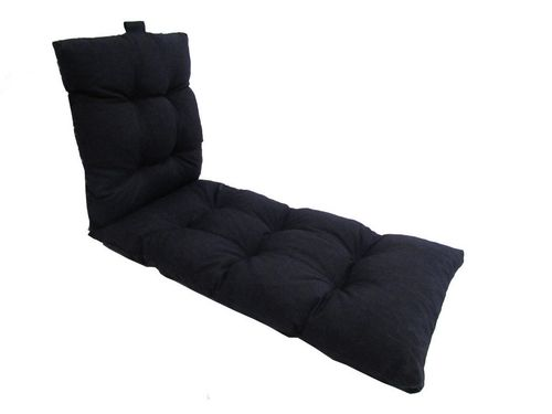 coussin chaise longue exterieur. Black Bedroom Furniture Sets. Home Design Ideas