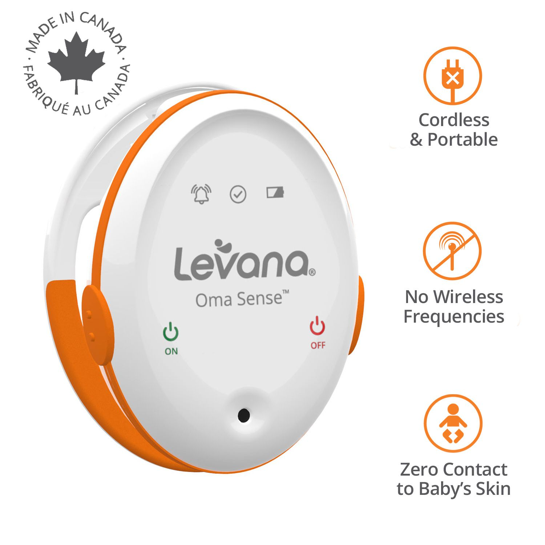 Oma Sense Portable Baby Breathing Movement Monitor