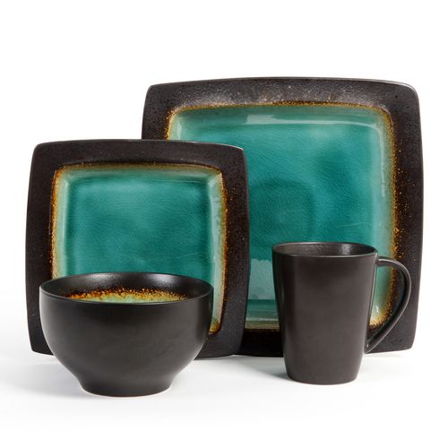 ce9347ed74c1 hometrends Mystic Ocean 16pc Dinnerware Set - image 1 of 1 zoomed image