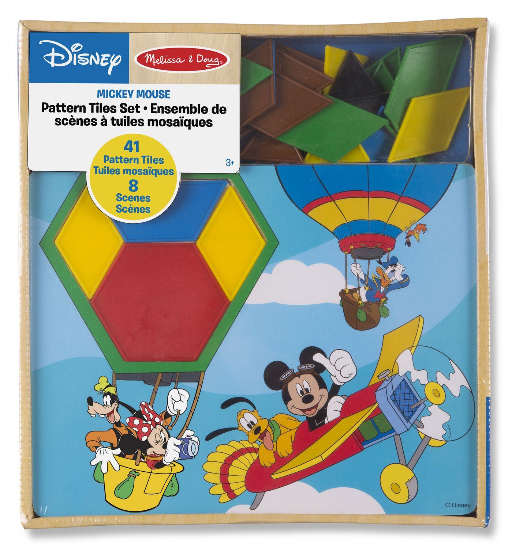 Mickey Mouse Tile Custom Home Design
