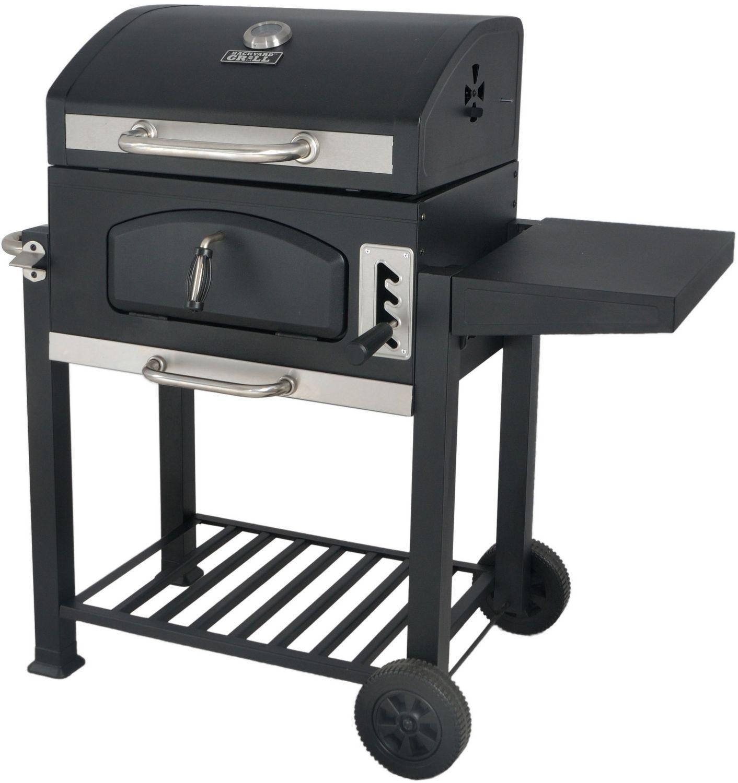 """Backyard Grill 24"""" Charcoal Grill BBQ"""