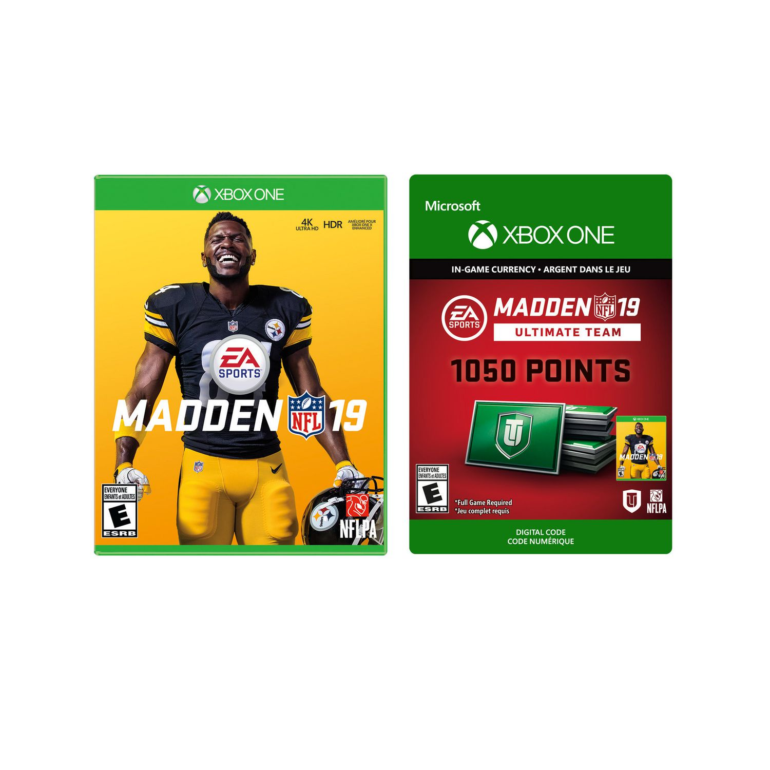 Madden NFL 19 Xbox One Game and Xbox One Madden NFL 19: MUT