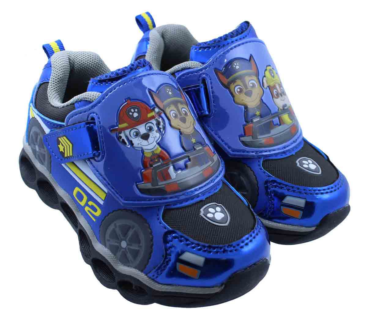 PAW Patrol Athletic Shoes with LED