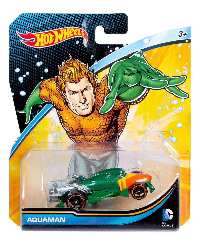 Hot Wheels ~Mera Ship ~Aquaman~ Movie~2018~ DC Comics~5//6~Premium~Brand New~ NM+