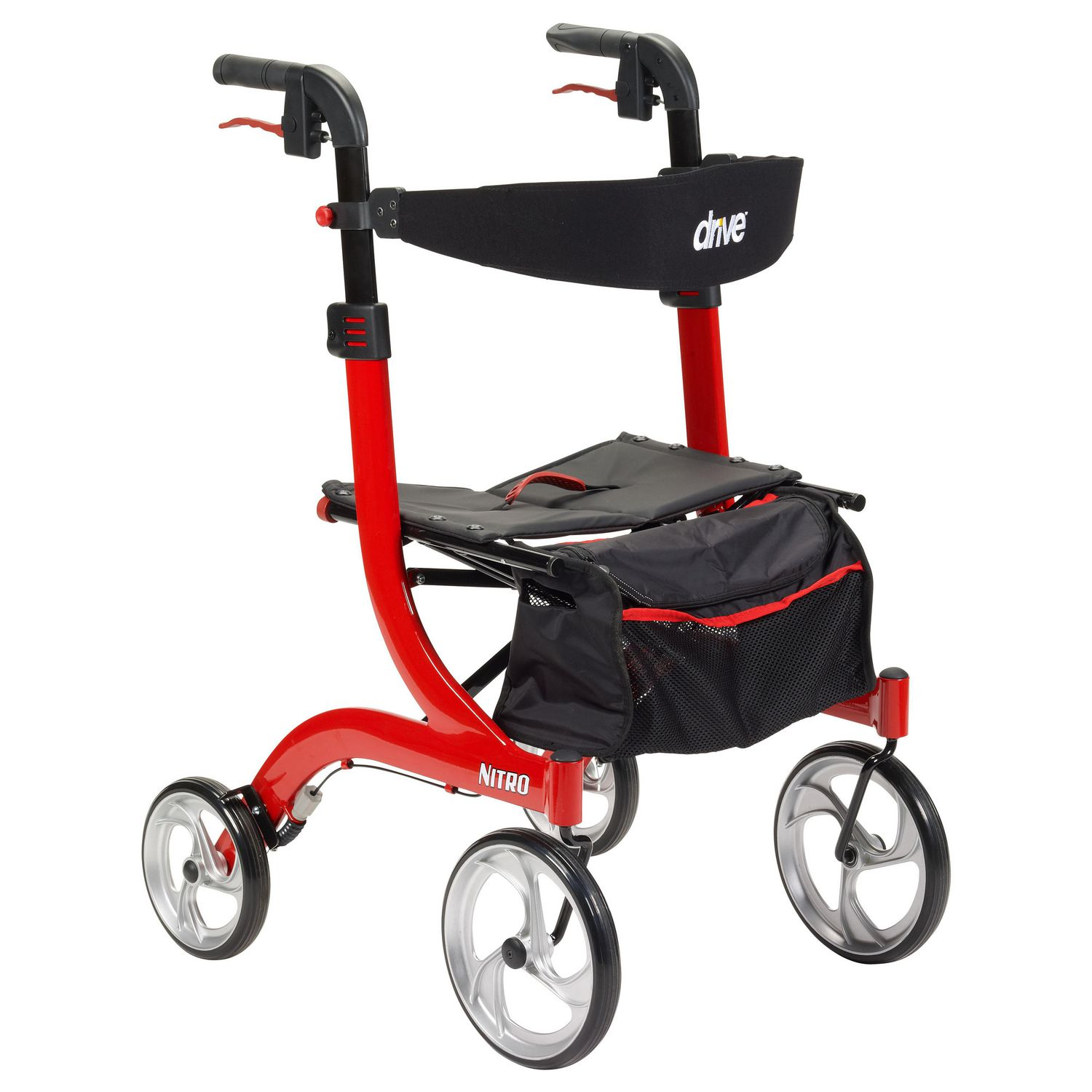 Drive Medical Comfort And Mobility Nitro Euro Style