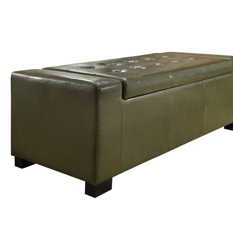 Swell Wyndenhall Santa Fe Large Rectangular Storage Ottoman Bench Lamtechconsult Wood Chair Design Ideas Lamtechconsultcom