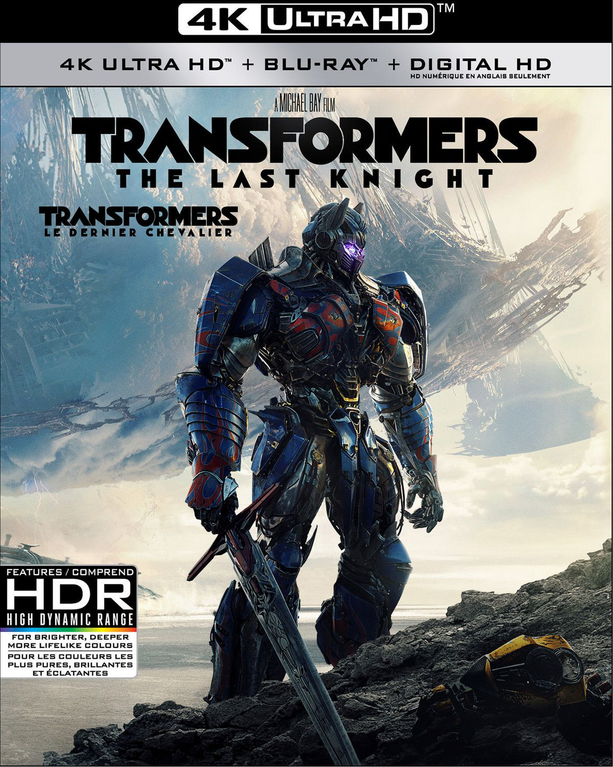 Transformers: The Last Knight (2017) 4K UHD - Page 3 - Blu-ray Forum