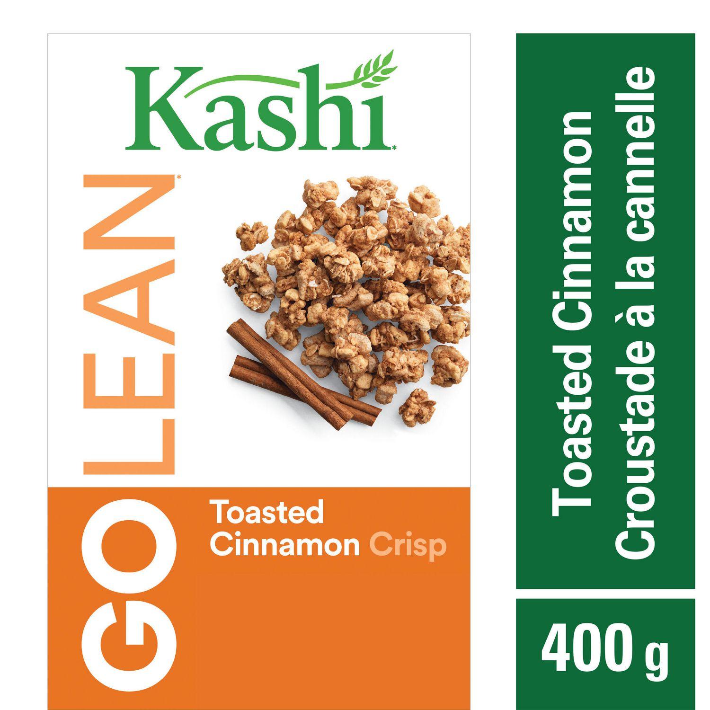 Kashi Golean Crisp! Toasted Cinnamon Cereal, 400g