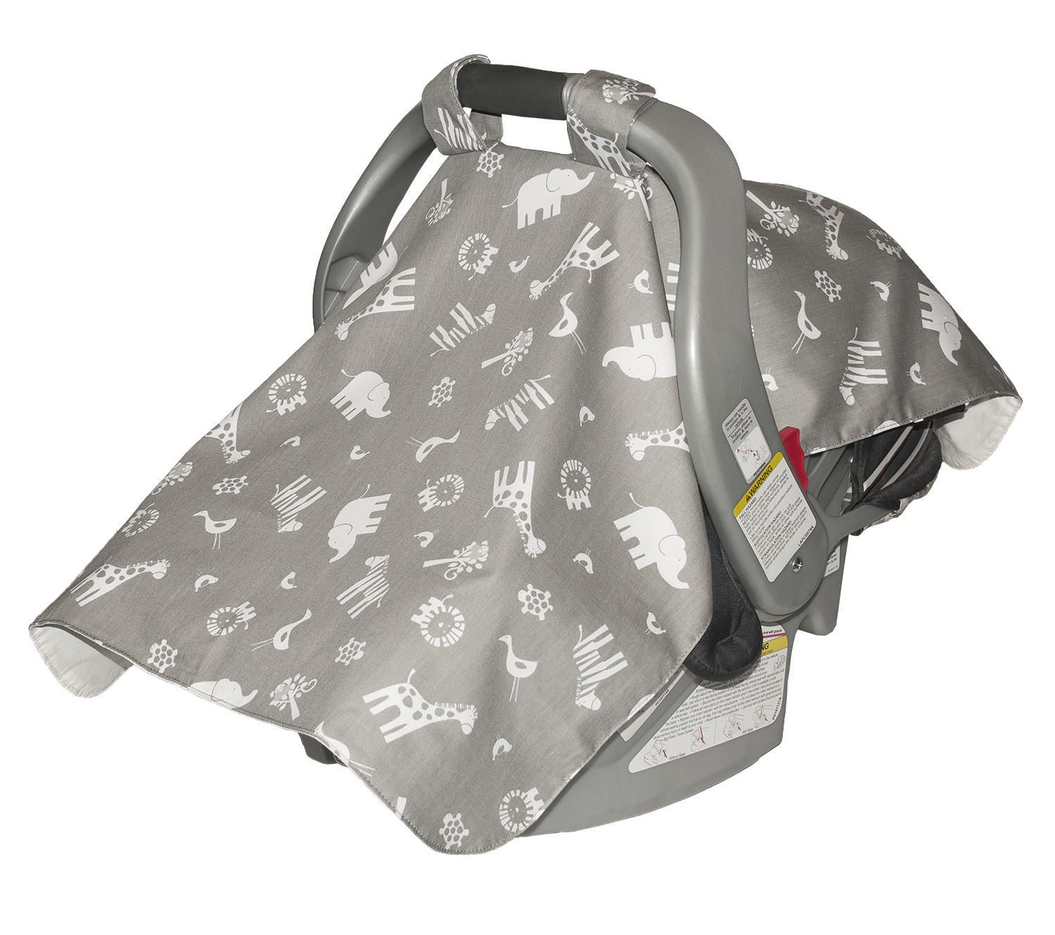 Jolly Jumper Infant Car Seat Veil
