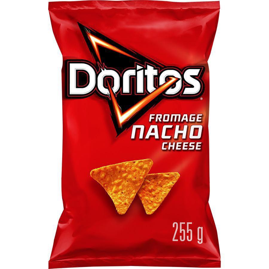 Doritos Nacho Cheese Tortilla Chips Walmart Canada
