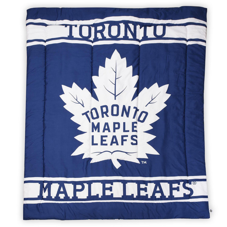 Nhl Team Bed In A Bag Toronto Maple Leafs Walmart Canada