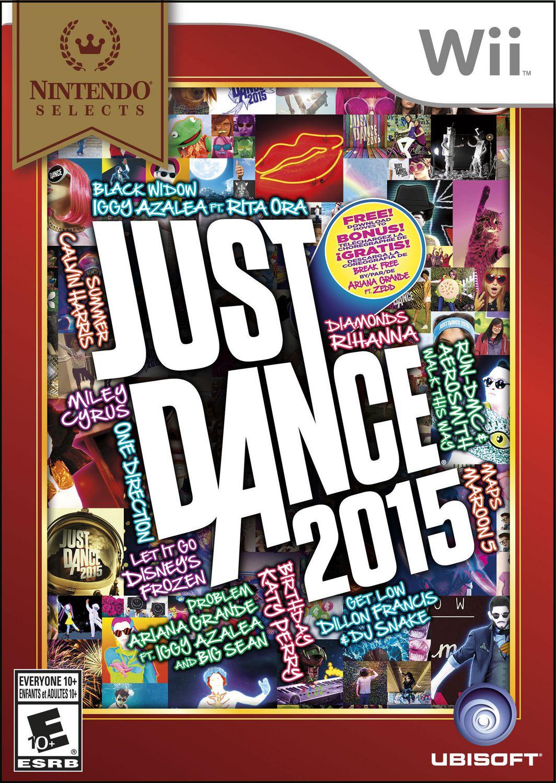 nintendo wii video games wii consoles walmart just dance 2015 nintendo selects wii