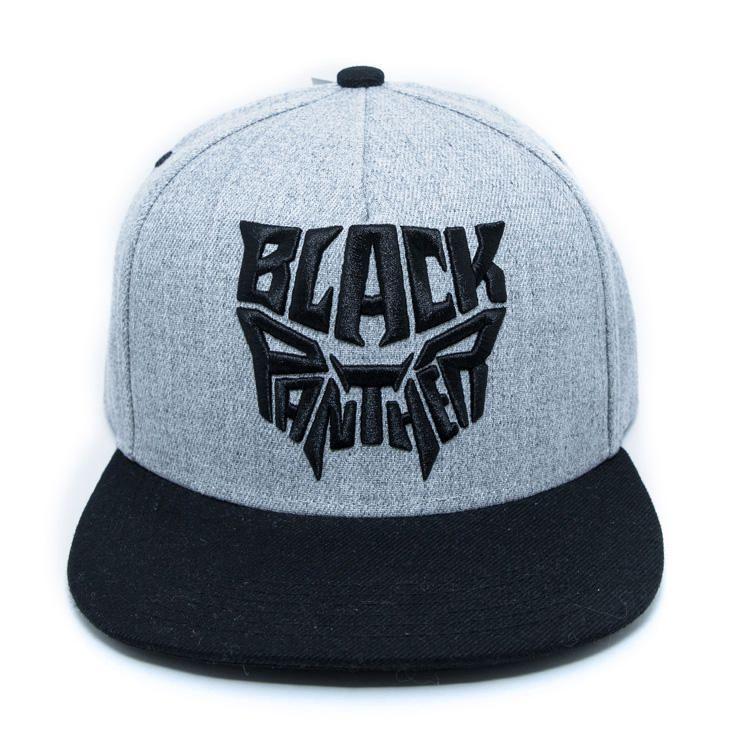 Marvel BLACK PANTHER Cap  424372eedda