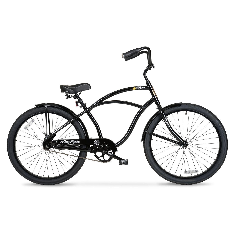 26 Hyper Bicycles Easy Rider Men S Cruiser Aluminum Classic Bike