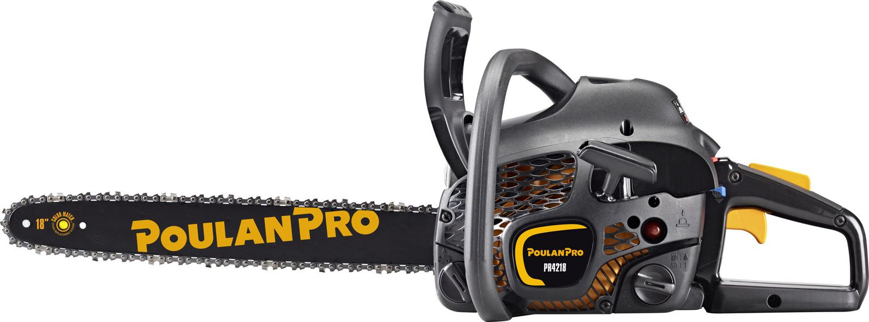 Poulan Pro 42cc 18 Inch Gas Chainsaw Pr4218 Walmart Canada Fuel Filter