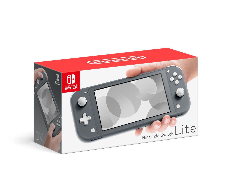Nintendo Switch Lite Grey Nintendo Switch Grey