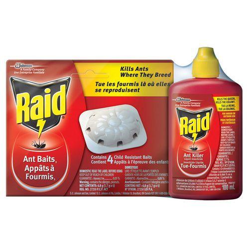Raid Ant Bait Value Pack Walmart Canada