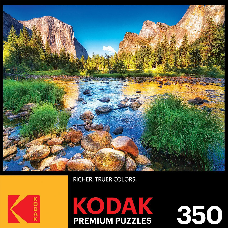 Kodak 350pc Puzzle Yosemite National Park