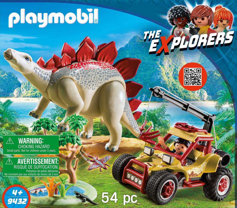 Wonderbaar Playmobil Dinos Car with Catching Loop | Walmart Canada HC-46