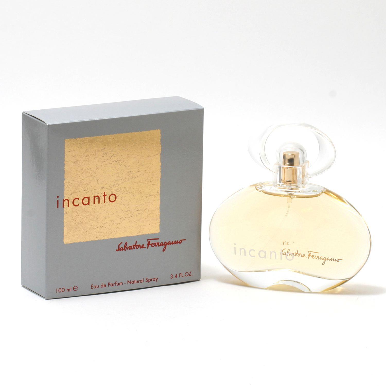 De 100 Eau Vaporisateur Salvatore Ml By Ferragamo Incanto Femme Parfum TPZikXuO