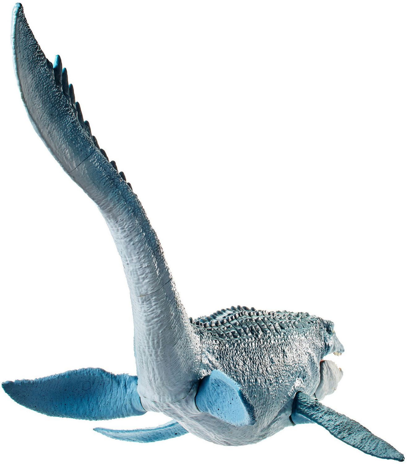 Jurassic World Real Feel Mosasaurus Figure Authentique Peau texturée réaliste