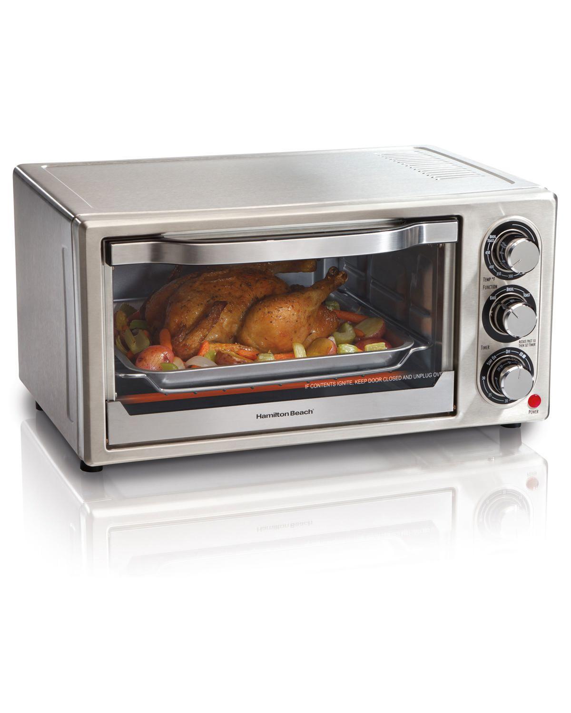 Hamilton Beach 6 Sl Toaster Oven Walmart Canada