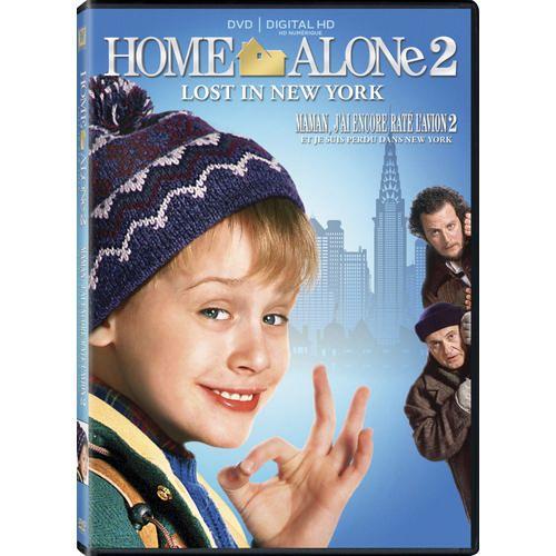 Home Alone 2: Lost In New York (Bilingual)