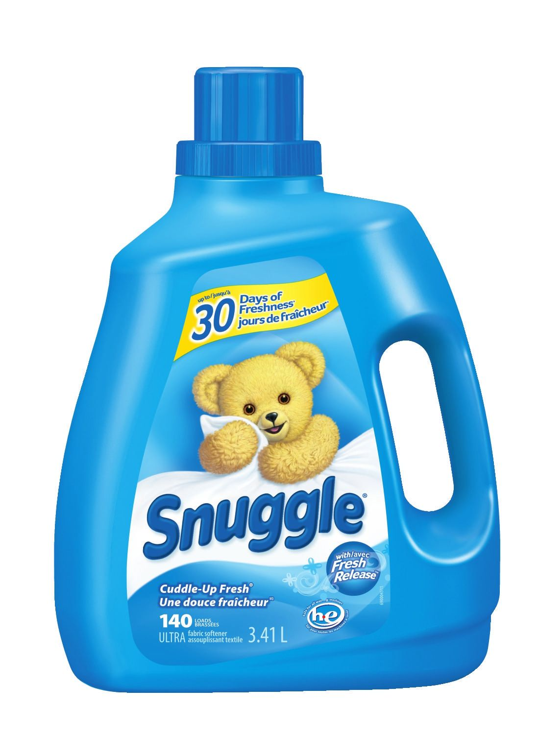 How Much Fabric Softener To Use Snugglear Cuddle Up Fresh Concentrated Fabric Softener Walmartca