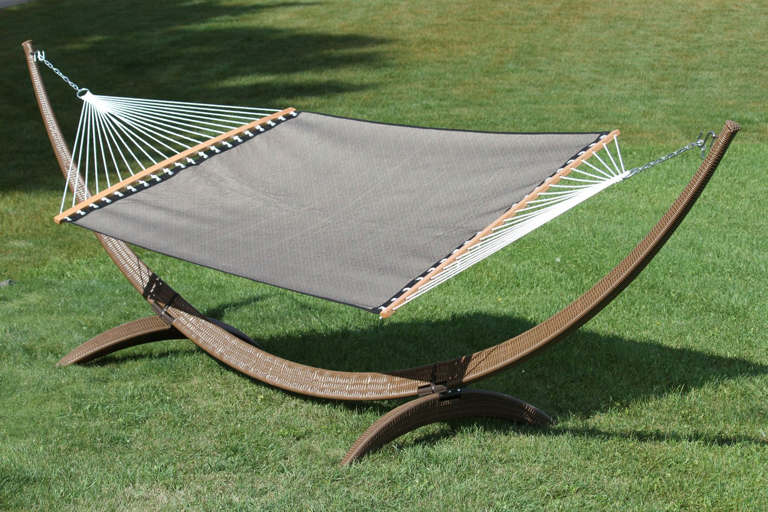 hammock saving combo cotton space vivere stand double products desert steel cc moon with